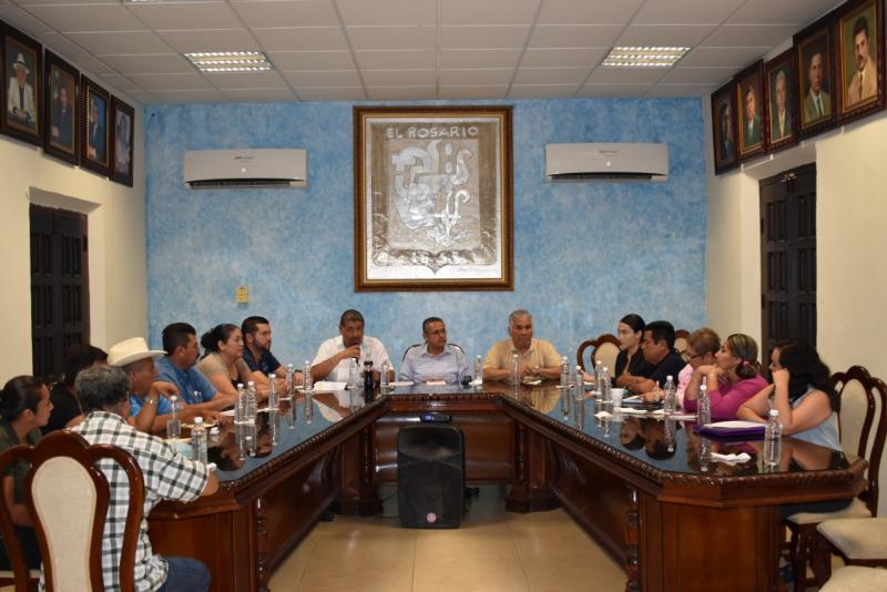 Presentan plan de obras en Rosario