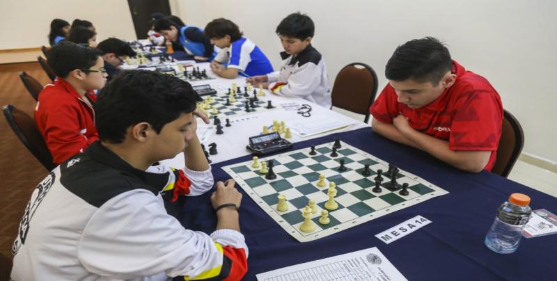 Dos plazas para Sinaloa en Ajedrez en la fase nacional de la Olimpiada 2019