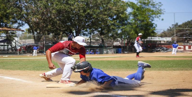Sinaloa accede a la fase nacional de la Olimpiada 2019 en beisbol