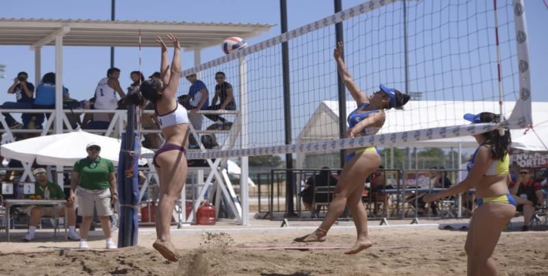 Volibol de Playa logra cinco boletos a la Olimpiada Nacional 2019 para Sinaloa