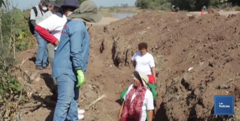 Sonora, pendiente por instalar Comisión de Búsqueda de Desaparecidos: Líder de colectivo