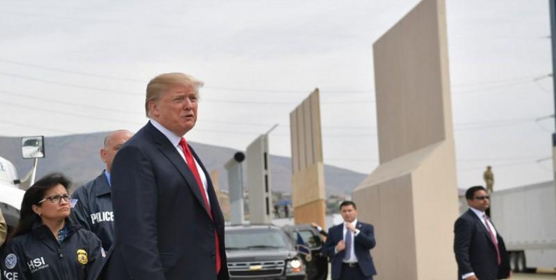 Congreso EEUU dice a Pentágono que no aprobará presupuesto de muro con México