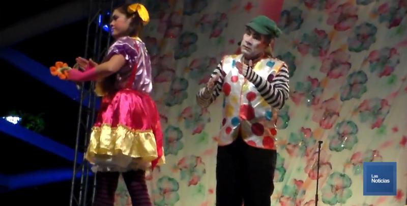 Esta descuidado el arte de la Pantomima en Cajeme