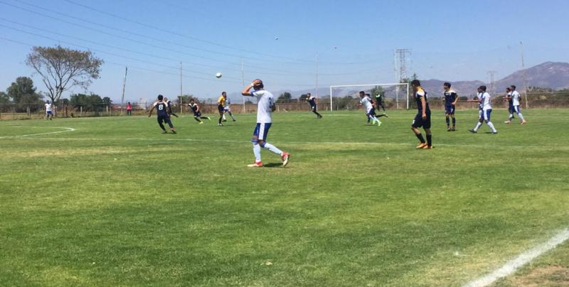 Las Águilas de la UAS caen ante CEFUT en Tercera División