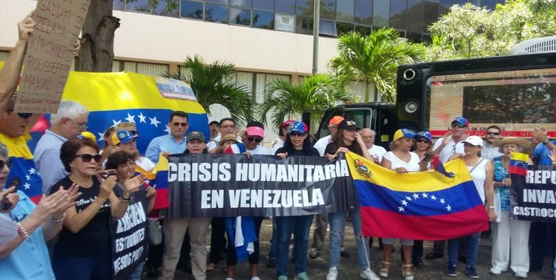 La UE destina otros 50 millones a paliar la crisis humanitaria en Venezuela