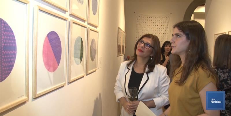 Montan galería de obras de artista Cajemense