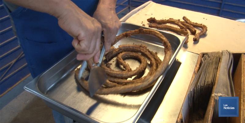 En Cajeme, los churros son tradicionales