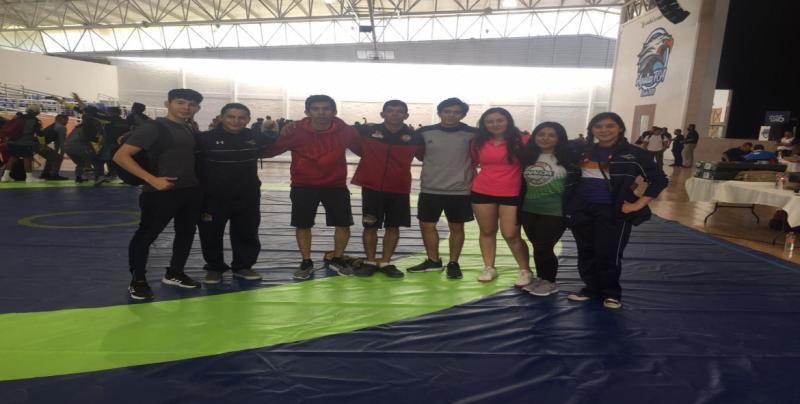 Seis integrantes de la UAS calificados a la Universiada Nacional en Luchas Asociadas