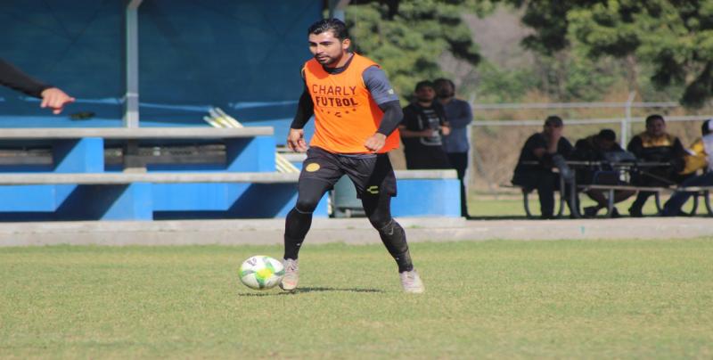 Dorados va buscar estar en la LIguilla: Amaury Escoto