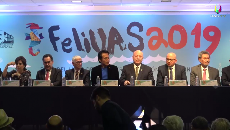 Arranca la FeliUAS en Mazatlán