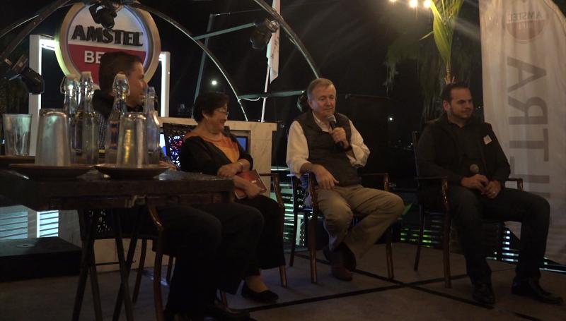 Ex presidentes de CANACINTRA Mazatlán intercambian experiencias