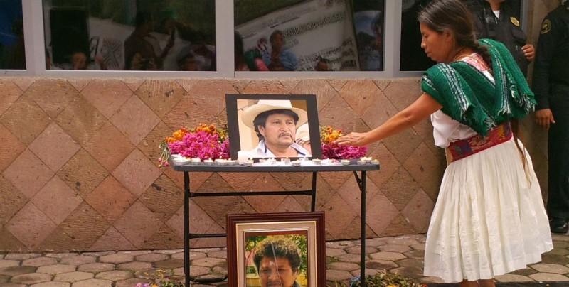 Abogados de activista mexicano asesinado, optimistas sobre caso en Canadá