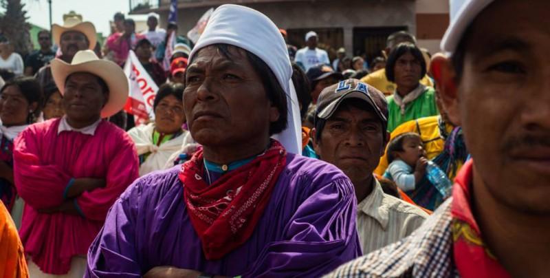 Indígenas: Que López Obrador no se lave las manos con disculpas por conquista