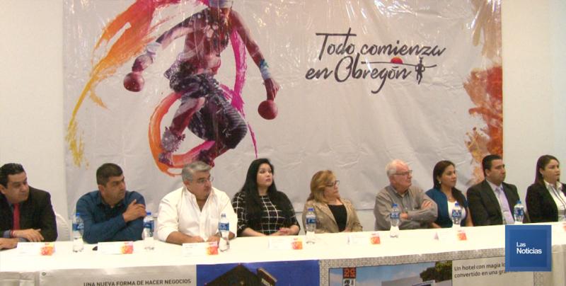"""OCV lanzó su campaña de promoción """"Todo Comienza en Obregón"""""""