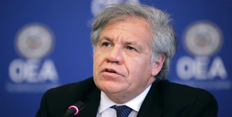Almagro: Ninguna acción de derecho internacional debe excluirse en Venezuela