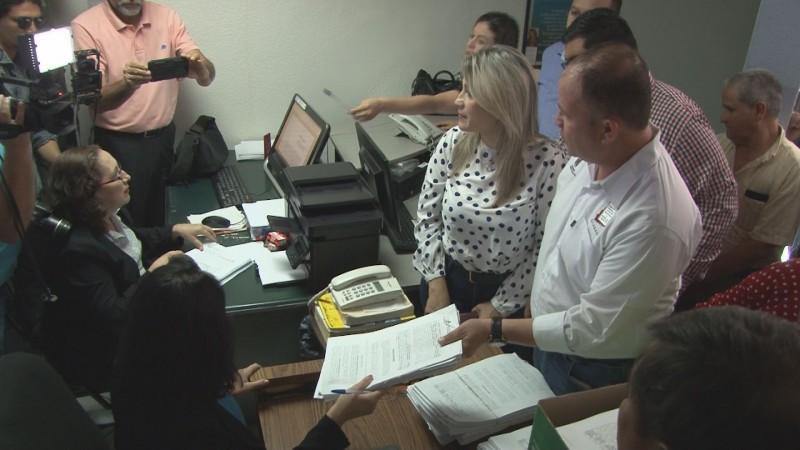 Presentan demanda jubilados contra Ayuntamiento de culiacán