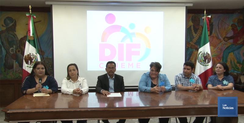 Preparan eventos por día Internacional del Autismo
