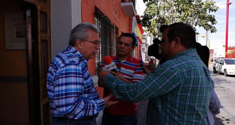 Rocha sospecha corrupción en la determinación de las bases y el precio del maíz