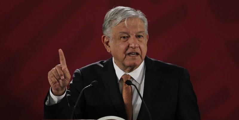 López Obrador dice que polémica con España no afectará relación empresarial