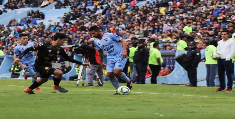 Dorados vence 3-2 a Tampico Madero y ve cerca la liguilla
