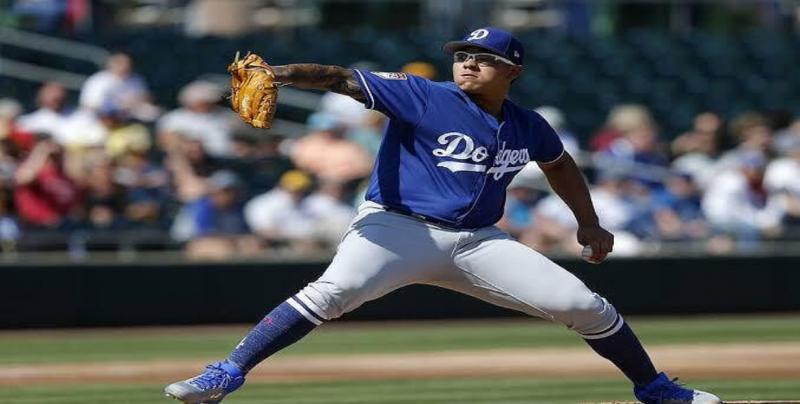 Julio Urias tendrá su primera salida de la temporada con Dodgers