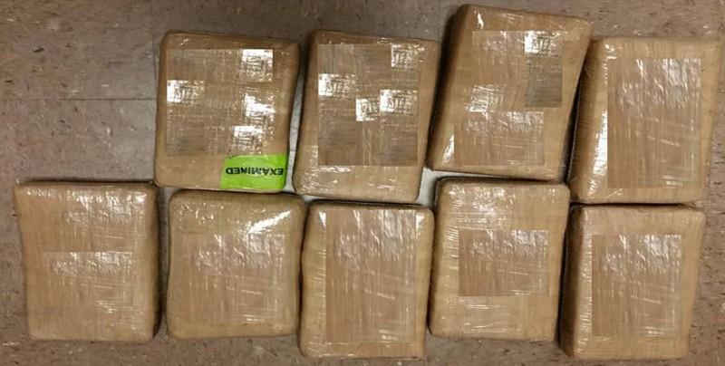 Policía decomisa más de 80 kilos de cocaína en el noroeste de Guatemala