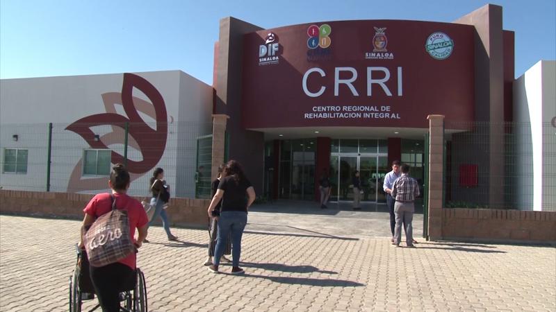 Aumenta demanda de servicios en el CRRI Mazatlán