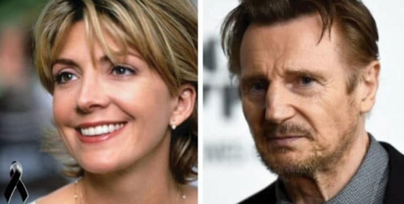 Liam Neeson habla sobre la atroz perdida de su esposa, la actriz Natasha Richardson