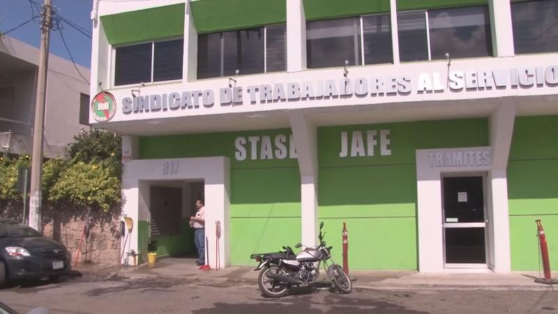 """STASE y JAFE acuerdan implementar programa """"recuperando capacidad de sueldo"""""""