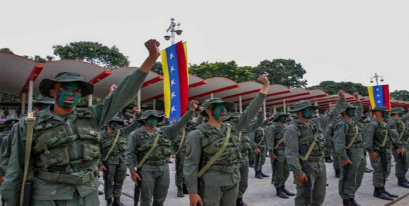 Colombia dice incursión militar en apoyo a Venezuela amenaza paz de la región