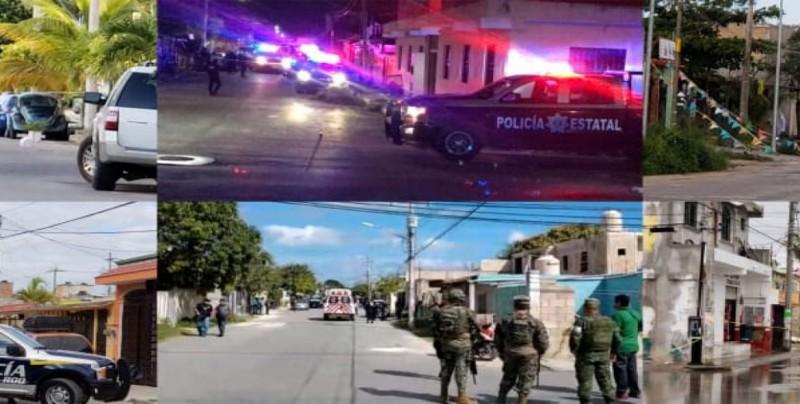 Cruz Roja aplica protocolos de conflicto armado en Cancún por violencia