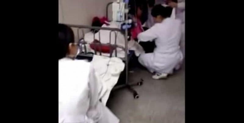 Un maestro de kinder en China es acusado de envenenar a 23 niños