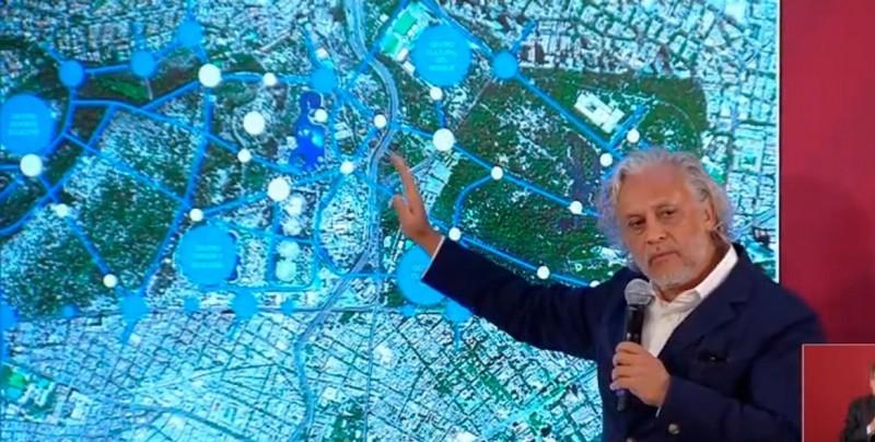 Gobierno mexicano presenta plan para renovar el insigne Bosque de Chapultepec