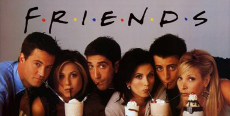 Friends podría quedar fuera de Netflix este 2019