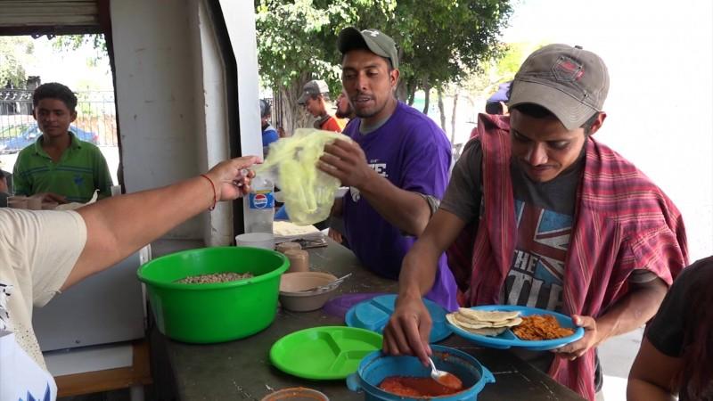 Se duplica número de migrantes que pasan por Mazatlán