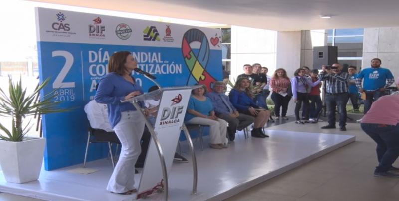 Llama Rosy Fuentes a sensibilizarse en el tema de autismo