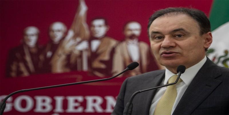 Rechaza SSPC uso del nombre de Alfonso Durazo para impedir colecta en caseta