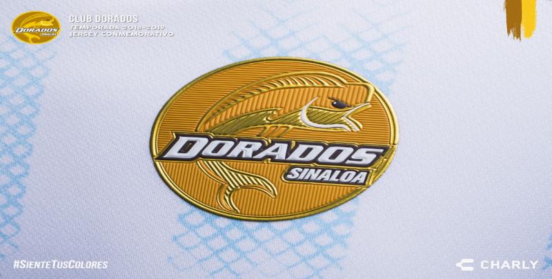 Dorados revela playera edición especial en homenaje a Maradona