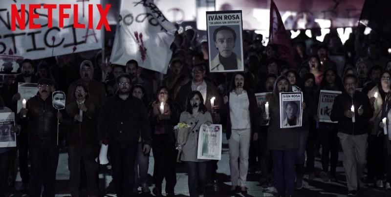 Los riesgos del periodismo en México reflejados en una nueva serie de Netflix