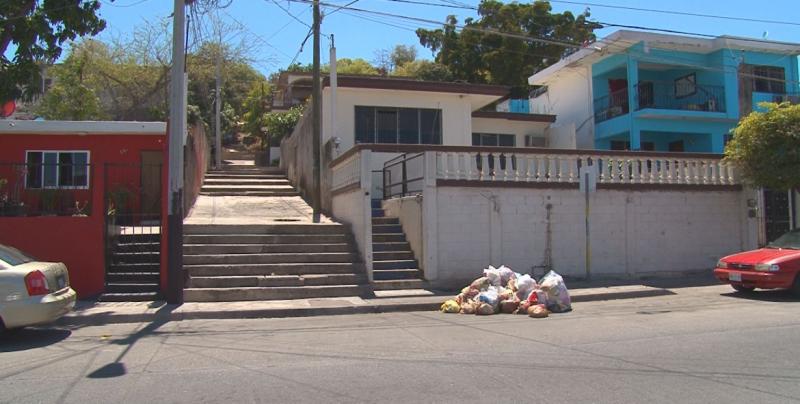 Se generaliza el problema por la falta de recolección de basura