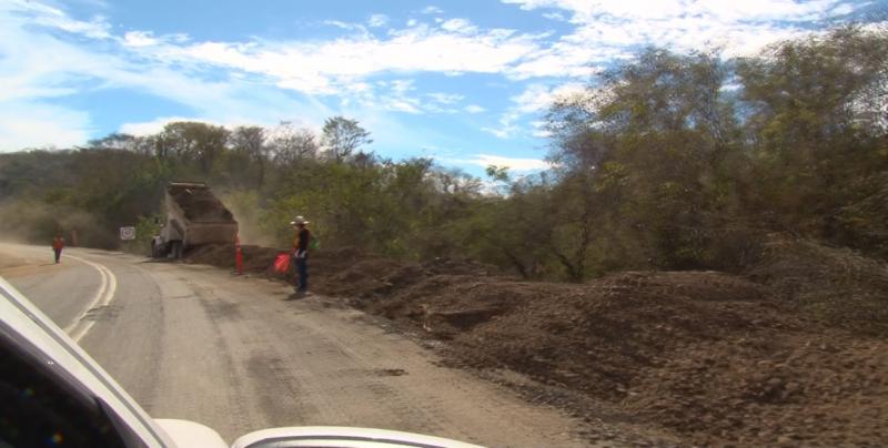 Mas de mil 200 kilómetros de carreteras rehabilitadas para centros vacacionales