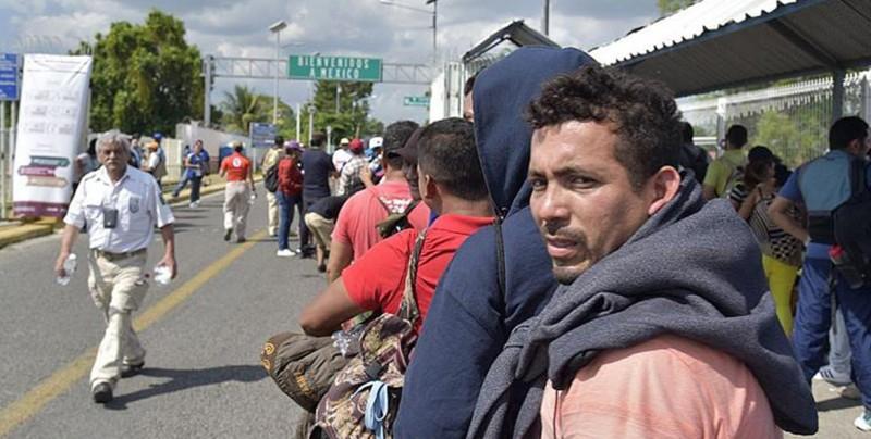 Diputados avalan que migrantes tengan derecho a defensor de oficio