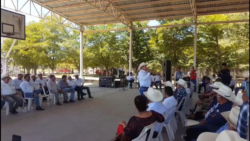 Refrendan organizaciones campesinas  unidad para luchar por mejor precio para el maíz