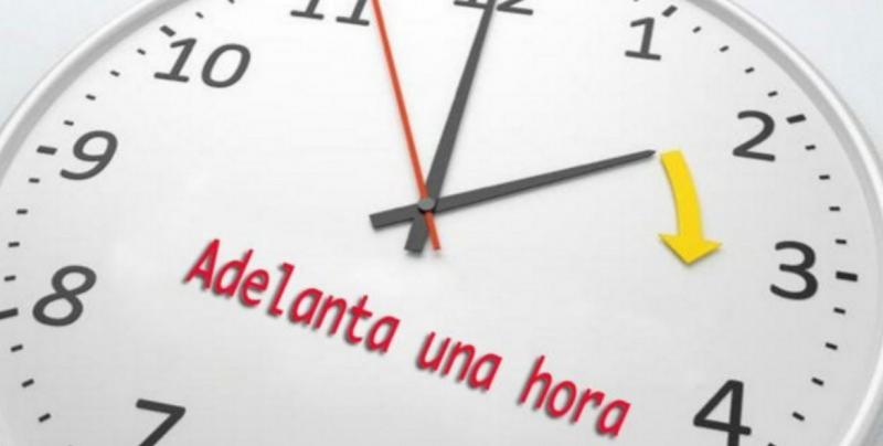 El ahorro económico del Horario de Verano en el  2018  fue de mil 393 millones de pesos