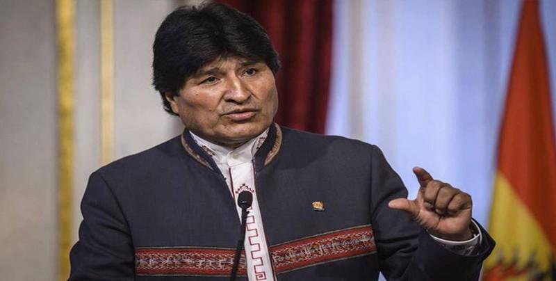 Evo Morales recuerda a Alberto Cortez por su sensibilidad social y sus temas