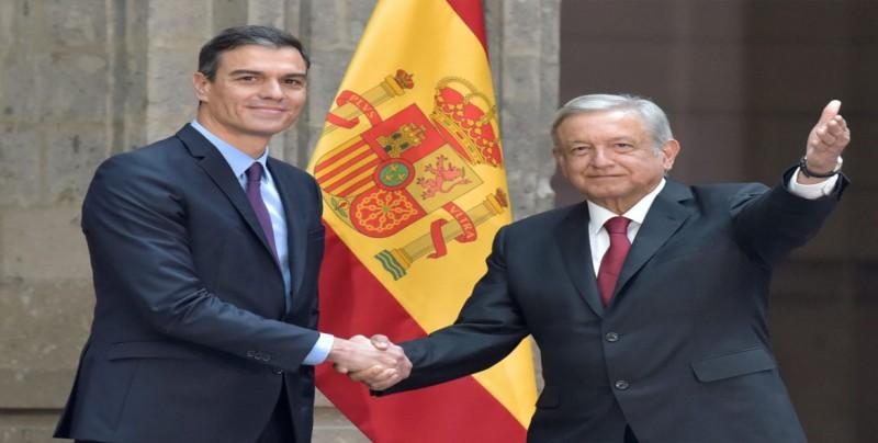 """Sánchez dice que la relación con México está """"por encima de López Obrador"""""""