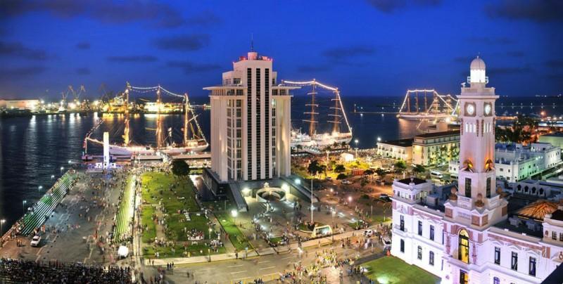 Veracruz, primer ayuntamiento de América, conmemora sus 500 años
