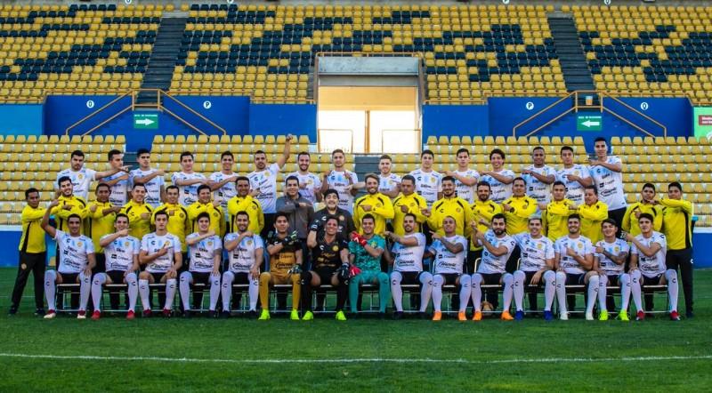 Dorados se toma foto oficial del Clausura 2019
