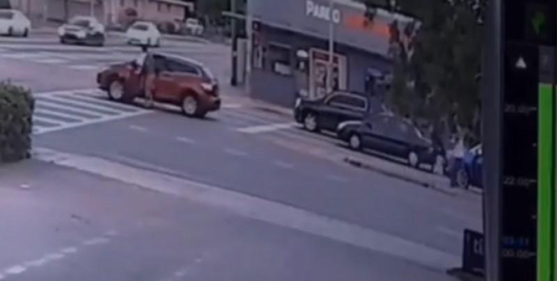Revelan video del golpe que le dio Pablo Lyle a sexagenario