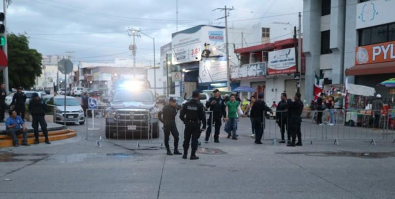 """Por concierto de """"Café Tacvba"""" cerradas las calles  que rodean Palacio de Gobierno"""